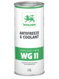 Wolver Antifreeze & Coolant Concentrate WG11 Green